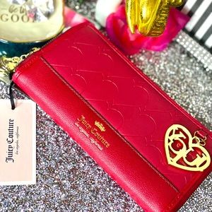 🆕JUICY COUTURE WALLET NWT🆕